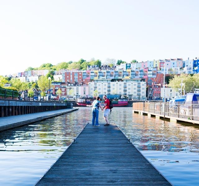 Bristol Quay Side